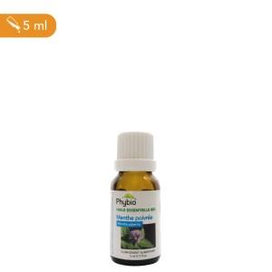 Menthe poivrée, huile essentielle