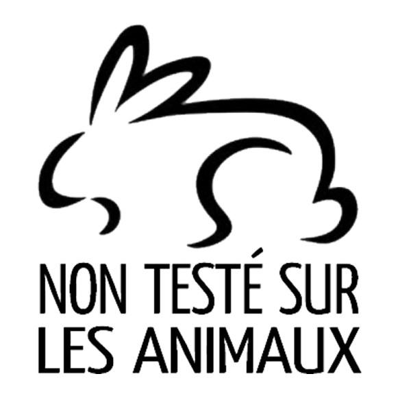 Non testé sur les animaux - cruelty free