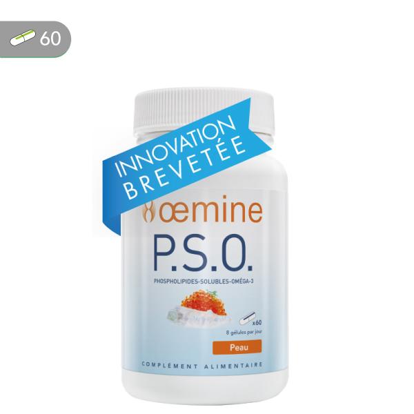Oemine P.S.O. (ex-Psoriacalm), lécthine marine