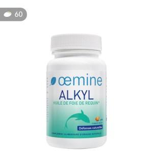 Oemine Alkyl - alkylglycérols