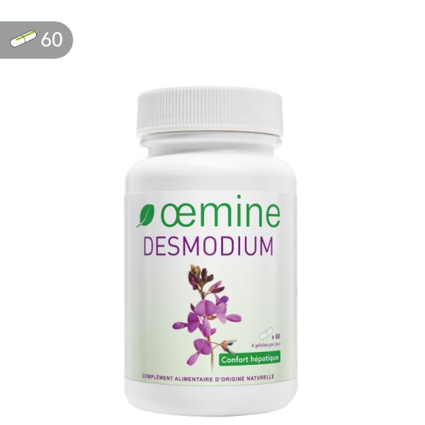 Oemine Desmodium pour la fonction hépatique