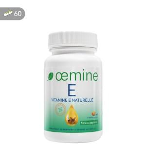 Oemine E - vitamine E naturelle