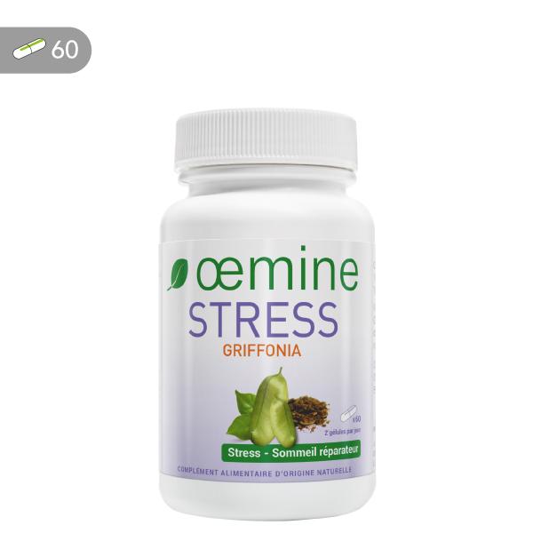 Oemine Stress à base de Giffonia simplicifolia pour lutter contre le stress