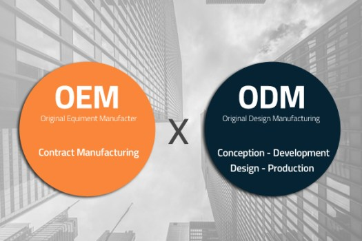OEM/ODM: WHAT ARE THE DIFFERENCES OF THESE BUSINESS MODELS