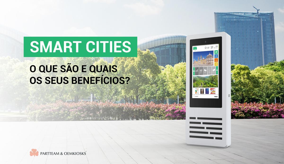Smart Cities Benefícios