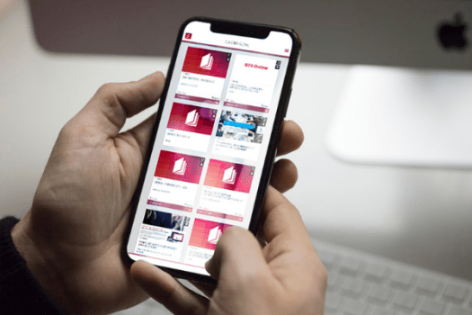 ClusterWall makes it easier to share multimedia content