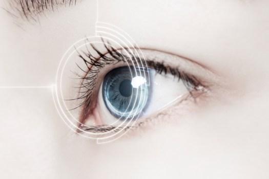 O objectivo desta tecnologia é proceder ao mapeamento dos vários pontos do rosto humano