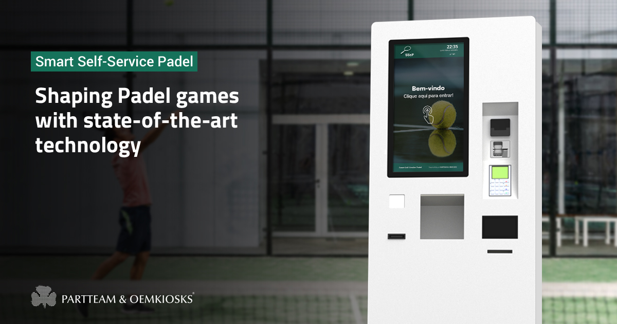 Smart Self-Service Padel (SSSP): Shaping Padel games with state-of-the-art technology