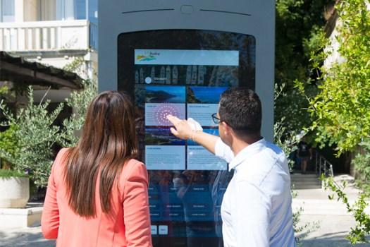 A PARTTEAM & OEMKIOSKS tem investido na integração dos sensores nos quiosques multimédia