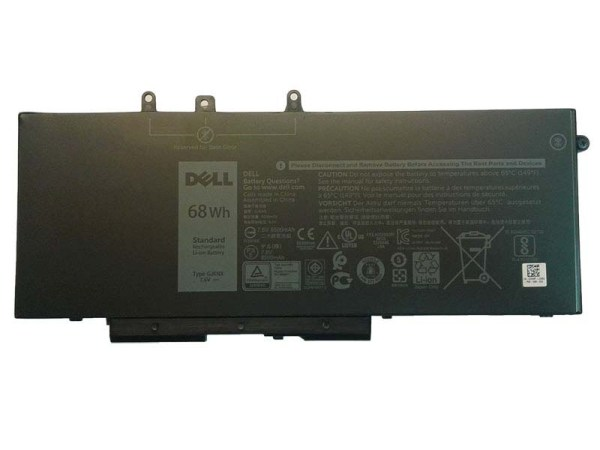 DELL Latitude 5480 5580 Precision 15 3520 68Wh 7.6V Battery       DV9NT