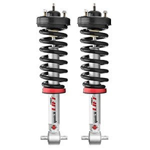 Rancho Quicklift Leveling Strut Front Pair fits 2004-2014 Nissan Titan