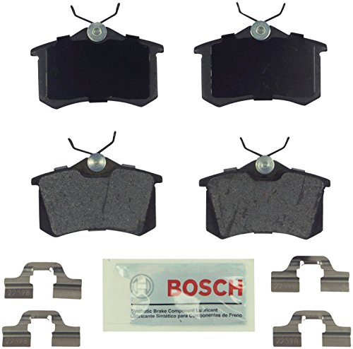 Bosch BE340H Blue Disc Brake Pad Set with Hardware