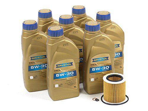 Blau J1A6113-M BMW 535i Motor Oil Change Kit - 2008-15 w/ 6 Cylinder 3.0L Engine