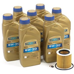 Blau J1A6113-M BMW 535i Motor Oil Change Kit - 2008-15 w/ 6 Cylinder 3.0L Engine
