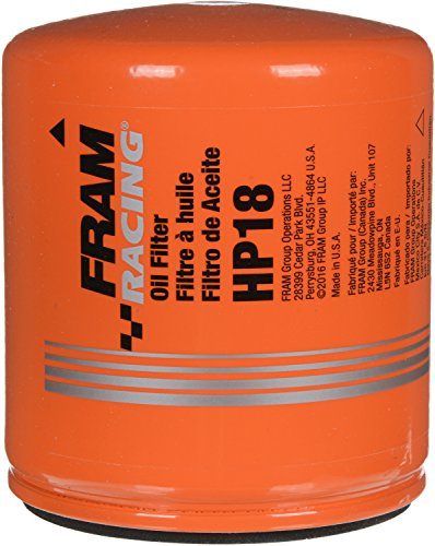 FRAM HP18 High Performance Spin-On Oil Filter