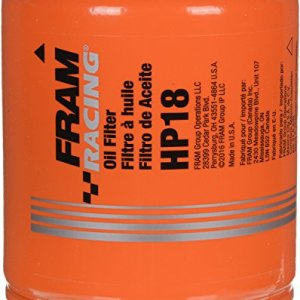 FRAM HP18 High Performance Spin-On Oil Filter