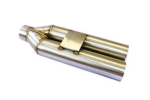 CNT Racing blast pipe exhaust V1 STAINLESS UNIVERSAL MUFFLER STRAIGHT …