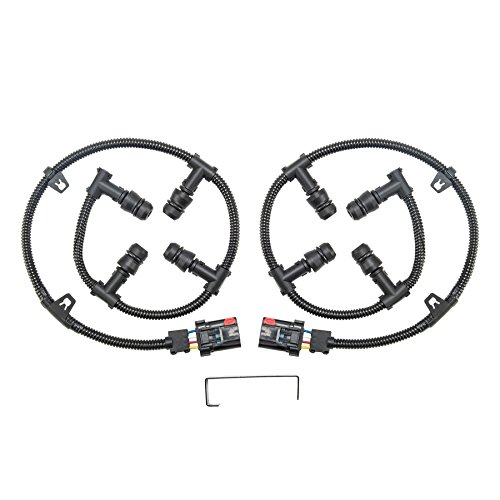 Ford 6.0 Glow Plug Connector Wire Harness Kit (Left