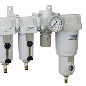 PneumaticPlus SAU470-N04DG-MEP Four Stage Air Drying System