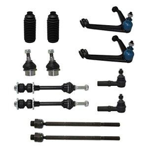 Detroit Axle - New Complete 12-Piece Front Suspension Kit