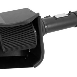 K&N Performance Cold Air Intake Kit 71-2582 with Lifetime Filter