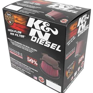 K&N E-0785 High Performance Replacement Air Filter