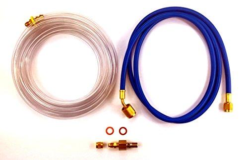 TamerX Fuel Filter Air Bleeder Service Kit For Ford Powerstroke Diesel
