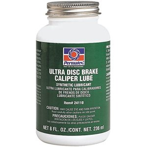 Permatex 24110-6PK Ultra Disc Brake Caliper Lube, 8 oz. (Pack of 6)