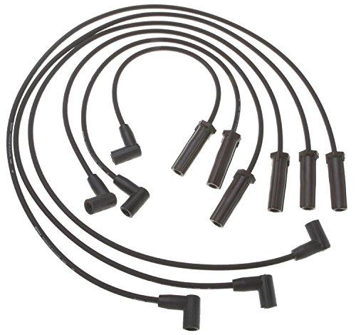 ACDelco 9746DD Professional Spark Plug Wire Set