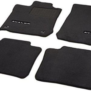 Toyota Genuine Accessories Carpet Floor Mat for Select Avalon Models