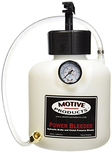 Motive Products 109 Brake System Power Bleeder