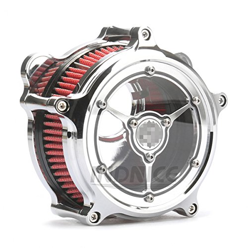 Chrome Clarity Air cleaner harley street glide air filter road king