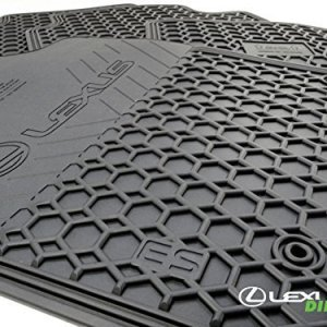 Lexus Genuine Parts PU320-3311R-01 OEM Lexus ES350 All Weather Floor Mat Set