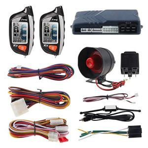 EASYGUARD 2 Way Car Alarm System