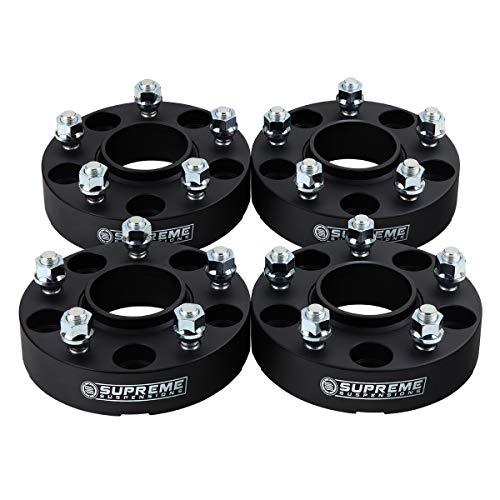 "Supreme Suspensions - (4pc) 2"" Hub Centric Wheel Spacers"