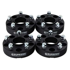 "Supreme Suspensions - (4pc) 2"" Hub Centric Wheel Spacers"