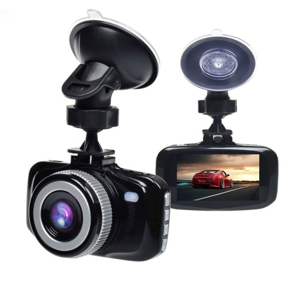 REAL Full HD 1080P Car DVR Camera Dashboard