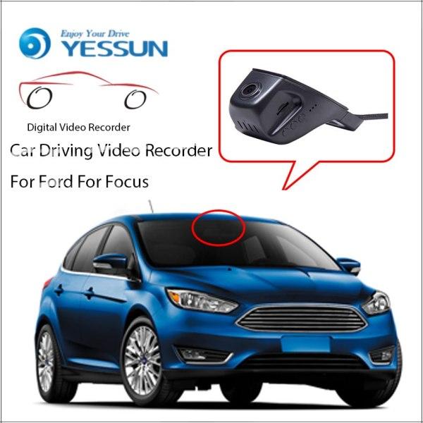 Dash Cam for Ford Focus Auto
