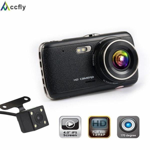 Car DVR DVRs dash cam camera dashcam dual lens car video