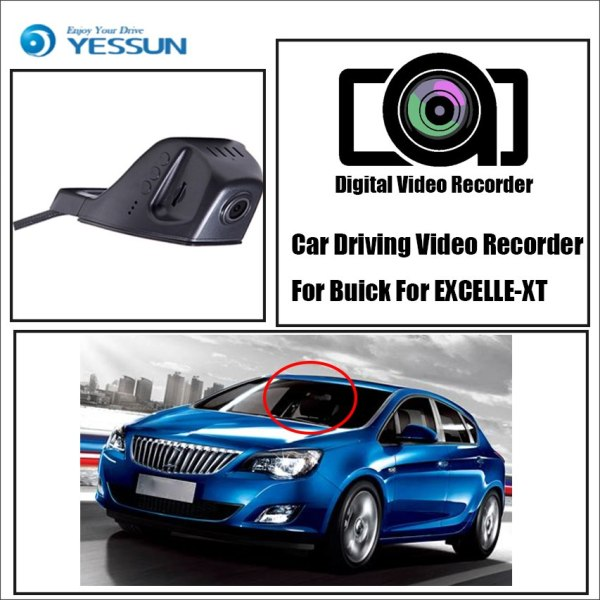 Front Dash Camera For Buick EXCELLE XT