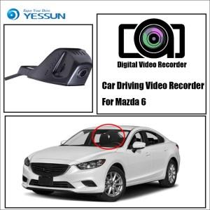 Dash Cam Video Recorder Original Style Black Box, For Mazda 6