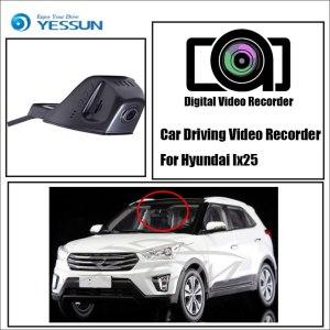 Dash Cam For Hyundai Ix25 Car Front