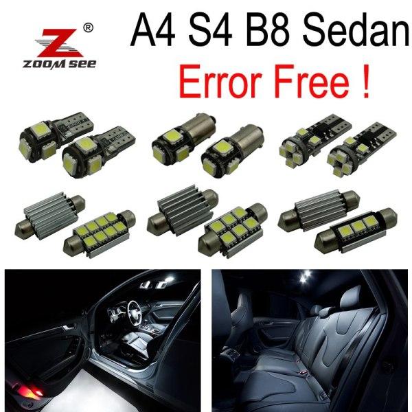 Light Kit Package for Audi A4 S4 B8 Saloon Sedan