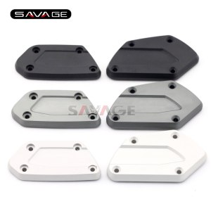 For BMW Motorcycle Front Brake Clutch Fluid Reservoir Cover Caps