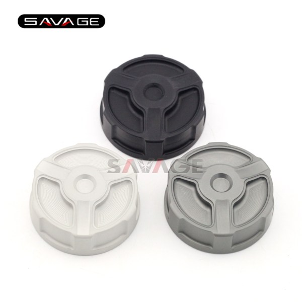 For BMW Motorcycle Rear Brake Master Cylinder Fluid Reservoir Cover Cap
