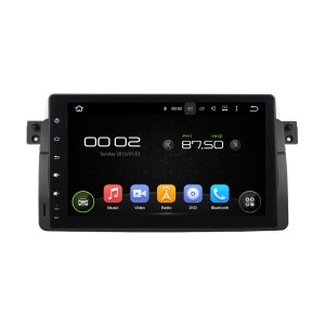 9 inch Screen Android 5.1 For BMW E46 DVD GPS Radio DVD Player
