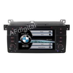 Car DVD Player GPS Navigation for BMW E46 M3
