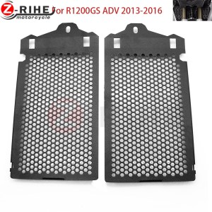 Motorcycles Radiator Grill Guard Cooler Cover for BMW R 1200