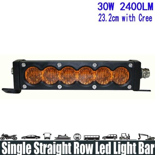 Super Bright Led Light Bar Running Lights