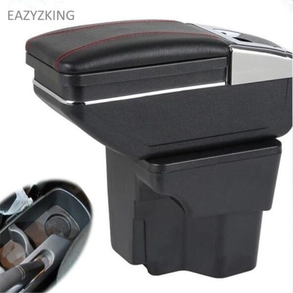 Storage Box Car accessories case For KIA Rio